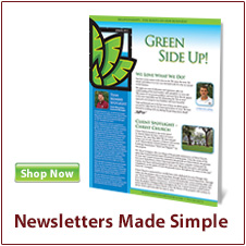 Lawn and Landscape Newsletters
